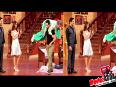 Varun Dhawan and Ileana D Cruz Promotes Main Tera Hero On Comedy Nights With Kapil