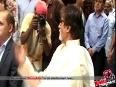 When Amitabh Bachchan Met Salman Khan On Sets Of Mental