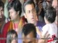 Salman Khan s Ganapati Visarjan 2013   Salman Khan  Katrina Kaif   Sonakshi Sinha