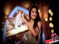 Spotted   Gauhar and  Kushal Celebrates New Year In Goa