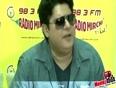 Ajay Devgn and Sajid Khan Launches Music Of  'Himmatwala ' at Radio Mirchi 98.3 FM