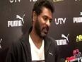 Prabudeva Promotes  'ABCD ' Movie at Puma Store !