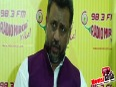 Madhuri Dixit Promotes Gulab Gang at Radio Mirchi 98 3