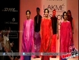 lakme fashion week winter video