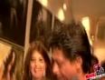 Shahrukh Khan at Dabboo Ratnani 's Calendar 2013 Launch