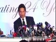 Sachin Tendulkar Post-Retirement Press Conference