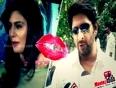 Arshad Warsi and Huma Qureshi 's Hot Kiss In Dedh Ishqiya