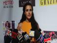 Grazia Cover Girl Hunt 2015 Finale Esha Gupta Neha Dhupia Mandira Bedi