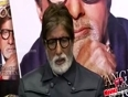 Amitabh bachchan talks about satyagraha movie