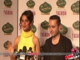Kangna Ranaut Walks The Ramp at Signature International Fashion Weekend 2013
