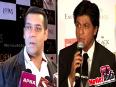 SHOCKING  Salman Confesses Being A Shah Rukh Khan Fan