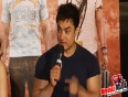Aamir Khan Rubbishes Claims Of Aping Shah Rukh