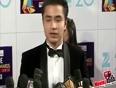 Ali Zafar With Wife at Zee Cine Awards 2013