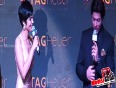 Shahrukh Khan Launches Tag Heuer s Gold Carrera Watch Collection