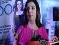 Farah Khan Unveils Society Magazine 's Special Issue !