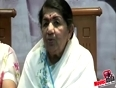 Lata Mangeshkar Gives Signs Of Retirement From Singing