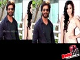 Bollywood Gossips Is Shah Rukhs 8 Pack Abs Fake Or Real 08th Sept 2014