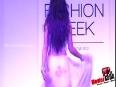 Opps   Moment   Jacqueline Fernandez Stumbles On Ramp at LFW 2013