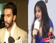 Ex  Lovers Ranveer Singh and Anushka Sharma Snapped at Mehboob  SPOTTED