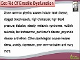 How To Get Rid Of Erectile Dysfunction Problem With Home Remedies?