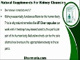 Which Natural Supplements For Kidney Cleansing Work Well?