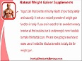 Perfect Natural Weight Gainer Supplements For Skinny Guys To Increase Weight Fast