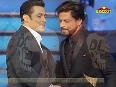 When bhai came to wish SRK on his 50th birthday!