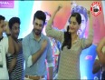 Sonam gets into the groove!
