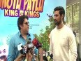 B-town stars glam-up the screening of Motu Patlu - King Of Kingss