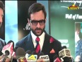 OMG: Saif aruges with the media AGAIN!