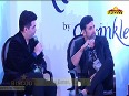 Aamir and Akshay make fun of Twinkle at her book launch
