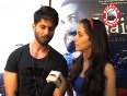 Exclusive: Shahid &amp  Shraddha Twitter Interview!