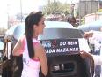 When Sunny Leone took AUTO rickshaw ride!
