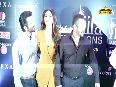 Bollywood biggies walk the green carpet of IIFA 2016