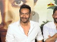 Ajay Devgn: The dinner was unplanned with Shah Rukh