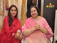 Rani Mukerji caught on camera flaunting her baby-bump