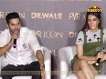 Team Dilwale rocks the launch of 'Manma Emotion Jaage'
