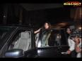 Anushka-Virat Kohli's late night date