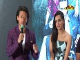 Which stars inspire Tiger and Shraddha the most