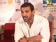 John Abraham is back at motivating people to run!
