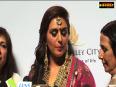 Huma Qureshi &amp  Sania Mirza at the India Bridal Fashion Week 2013