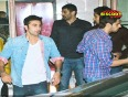Ranbir parties with chicks on V-Day!