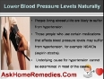 Use Stresx Capsules To Lower Blood Pressure Levels Naturally And Safely