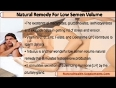 Low Semen Volume Natural Remedy And Treatment