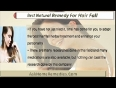 Hair Fall Herbal Treatment, Best Natural Remedy