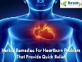 Herbal Remedies For Heartburn Problem That Provide Quick Relief