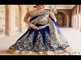 Indian Party Wear Lehenga Choli Online - Fashionfemina