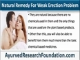 Natural Remedy For Weak Erection That Can Reignite The Fire In Your Relationship