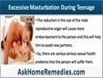 Does Excessive Masturbation During Teenage Affect Your Sexual Health