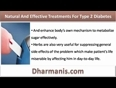 What Are The Effective Natural Treatments For Type 2 Diabetes
